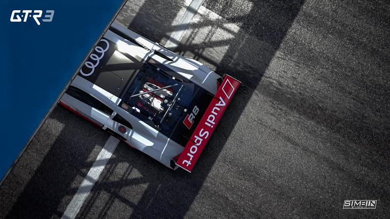 GTR3 Details - Audi R8 GT3