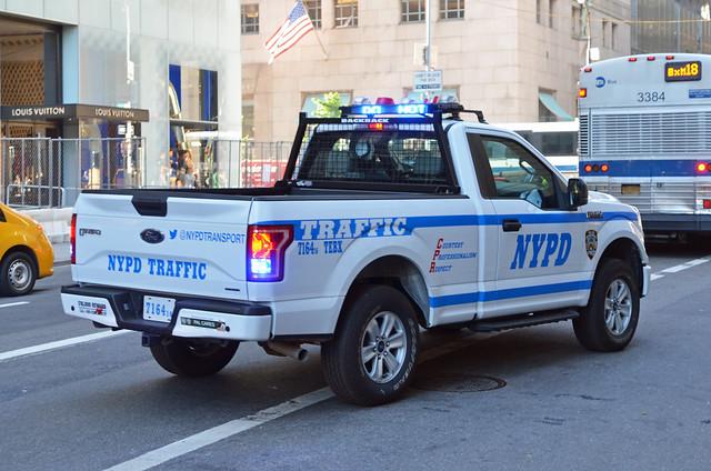 NYPD TRAFFIC 7164