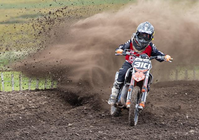 dust racer