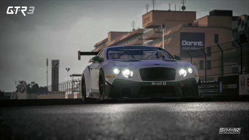 GTR3 Details - Bentley GT3