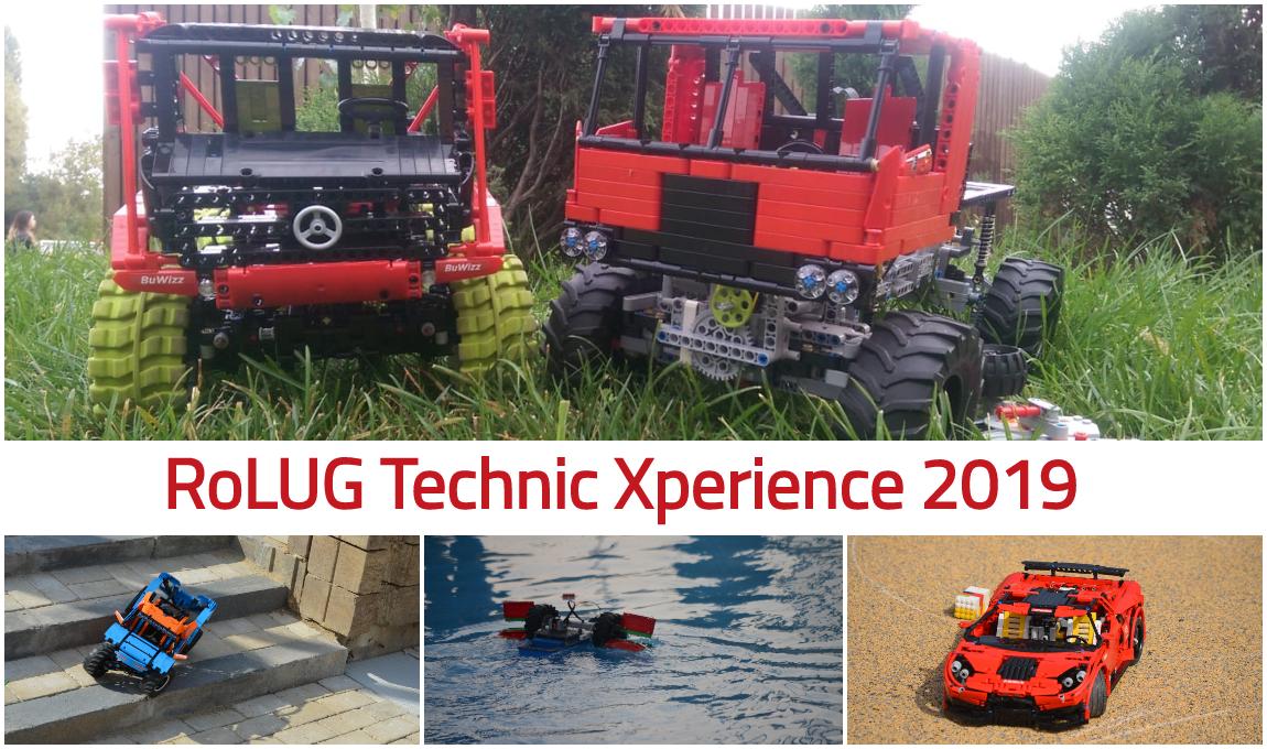 Concurs RoLUG Technic Xperience 2019