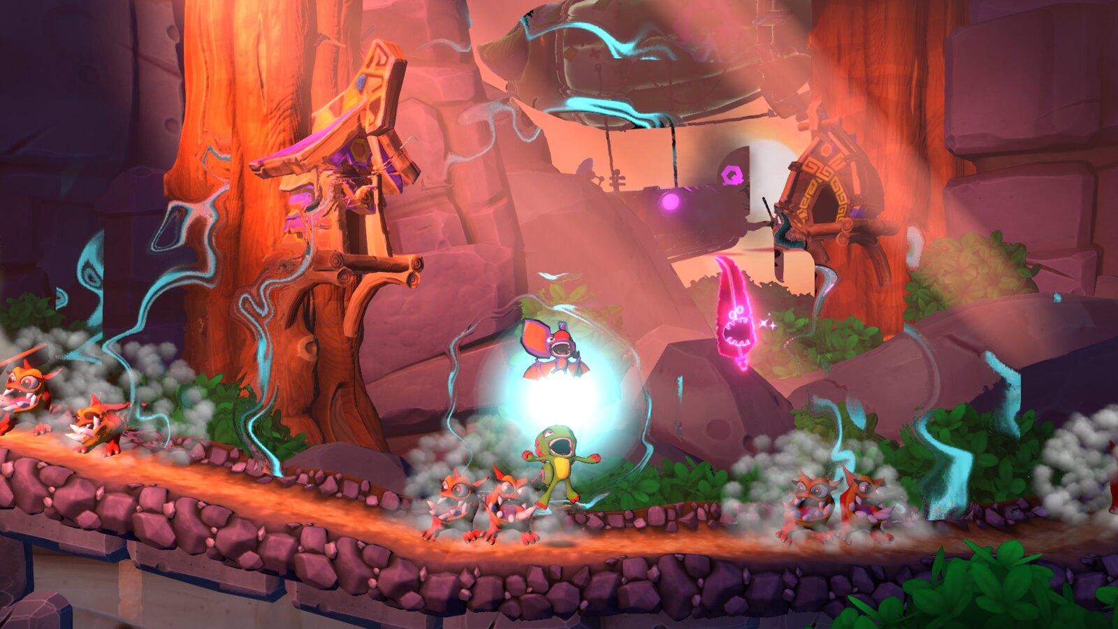 48644381148 0ce60177c6 h - Das farbenfrohe Plattformer-Sequel Yooka-Laylee und das Unerreichbare Versteck bekommt ein Erscheinungsdatum für PS4