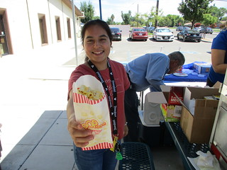 North District Center Firebaugh: NDC Falcon Welcome Day Student Perspective