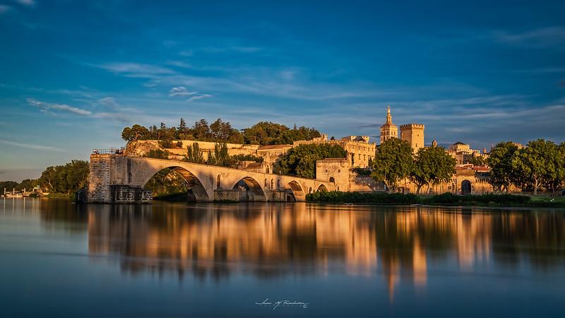 le pont d'Avignon en Urbana y Arquitectura48644452257_84dc46491f_c