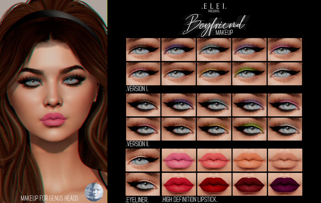 .E l e i. – Boyfriend (Makeup) @ Whore Couture Fair 2019