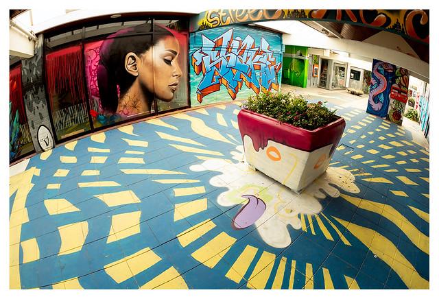 Street Art City Kijkduin