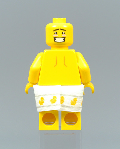 71025 Collectable Minifigures Series 19