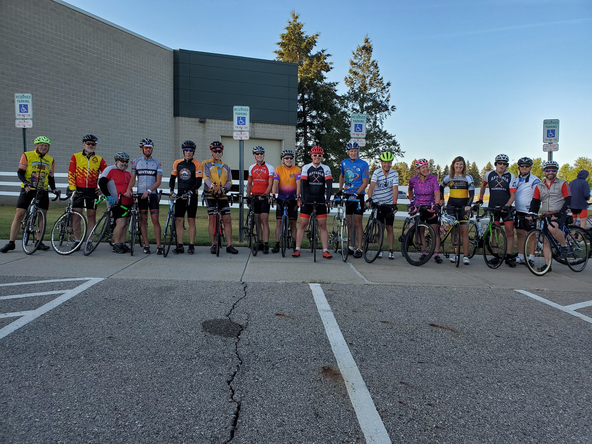 Bikers Cycle Their Way Into This Year's DALMAC Bike Ride Tour