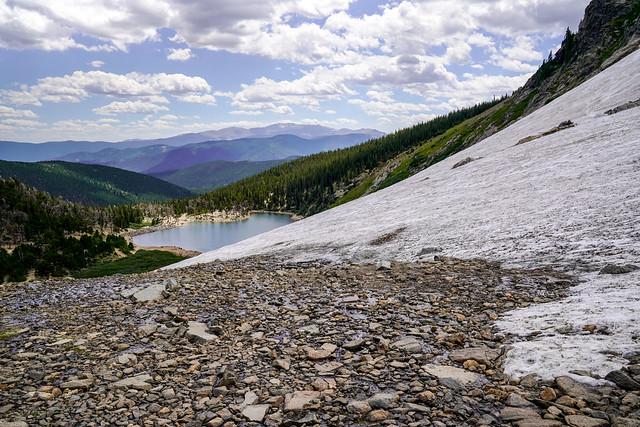 St. Mary's Glacier - Alice Colorado