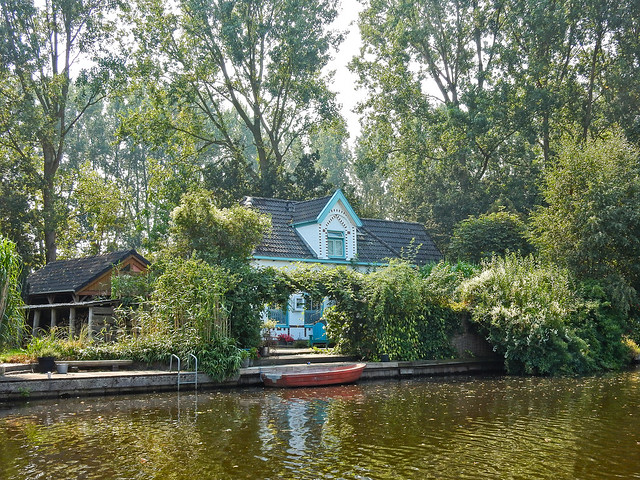 Hoendiep, Hoogkerk - The Netherlands (N4333)