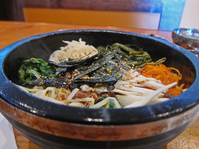 Dolsot Bi Bim Bap - Grandma Tofu House and Korean BBQ