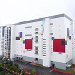 LG디스플레이 중국 광저우 8.5세대 OLED 공장 전경