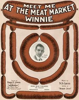 Meet Me at the Meat Market, Winnie