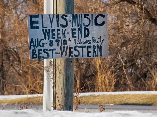 ELVIS-MUSIC WEEK-END