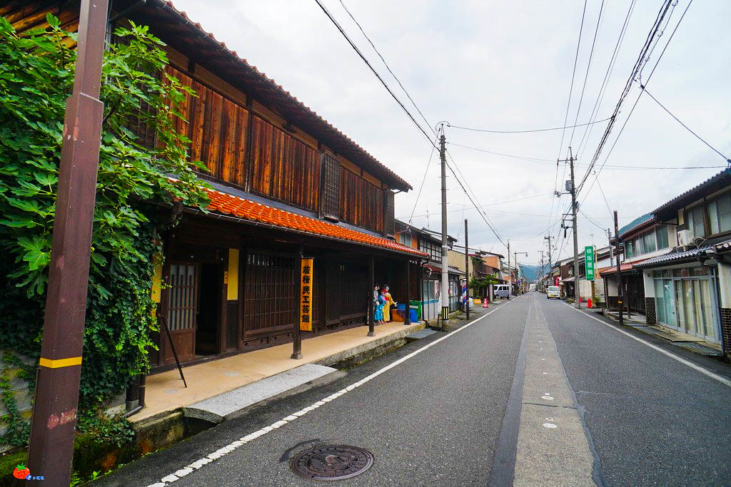 鳥取自由行景點若櫻町