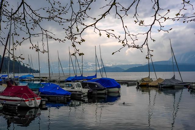Switzerland - Thunersee
