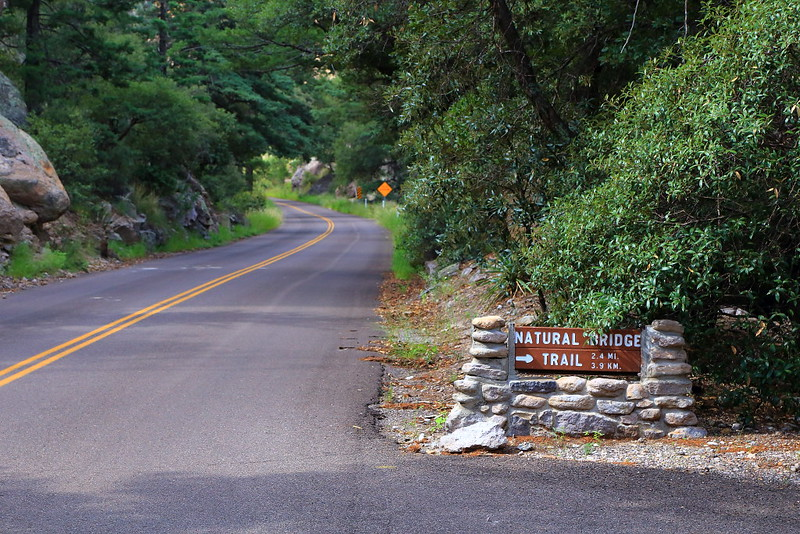 IMG_3311 Natural Bridge Trail, Chiricahua National Monument