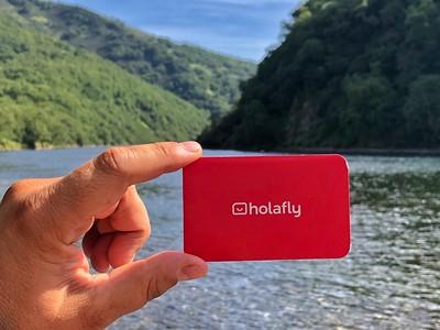 Tarjeta Holafly para conectarte a internet en tu viaje a Albania
