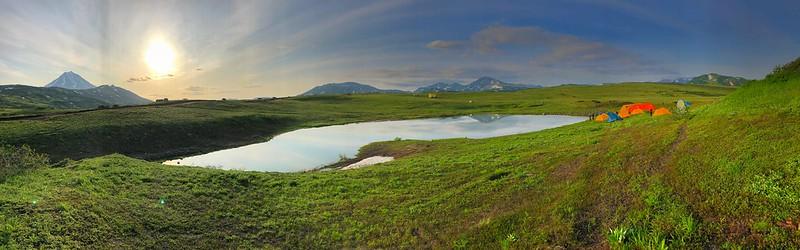 Campamento Vilyuchinsky (Kamchatka)