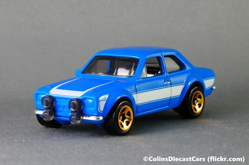 Hot Wheels - '70 Ford Escort RS1600 | by Colinsdiecastcars