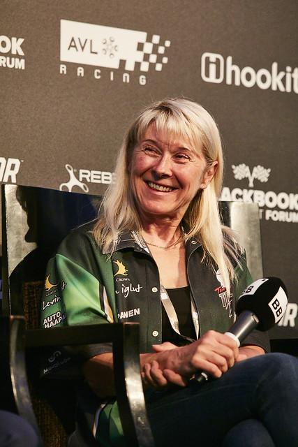 BBMF19 - Anita Mäkelä, FIA