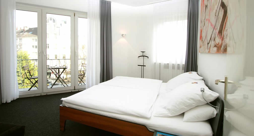 Goedkope hotels Keulen: Chelsea Hotel | Mooistestedentrips.nl