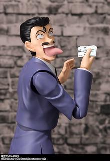 【更新官圖】沉睡的名偵探終於推出可動人偶!S.H.Figuarts《名偵探柯南》毛利小五郎