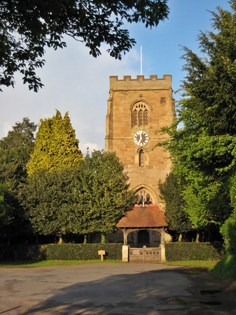 Powick Worcestershire