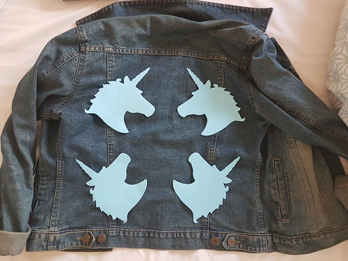 Crafters Against The Coup jacket