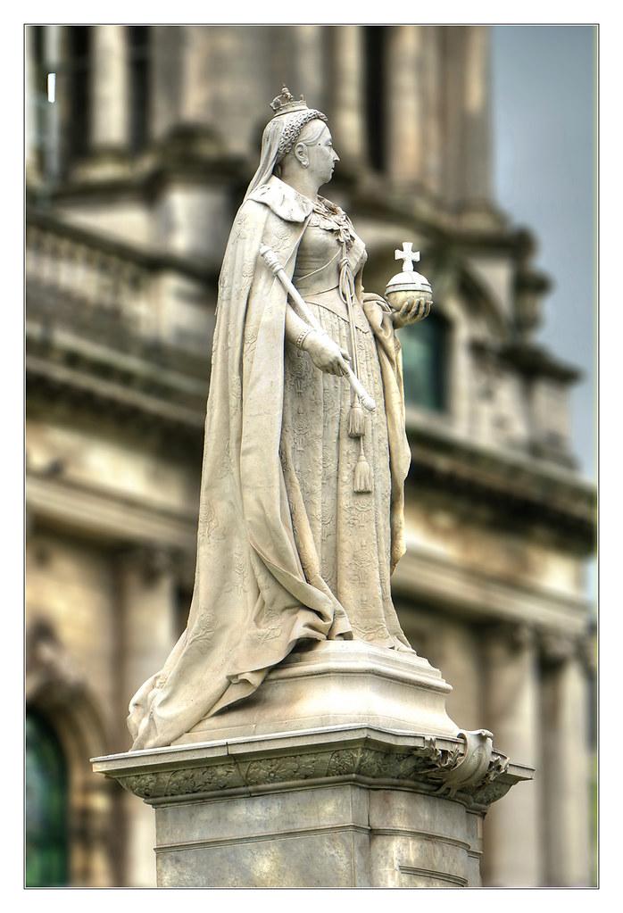 Belfast NIR - City Hall 02