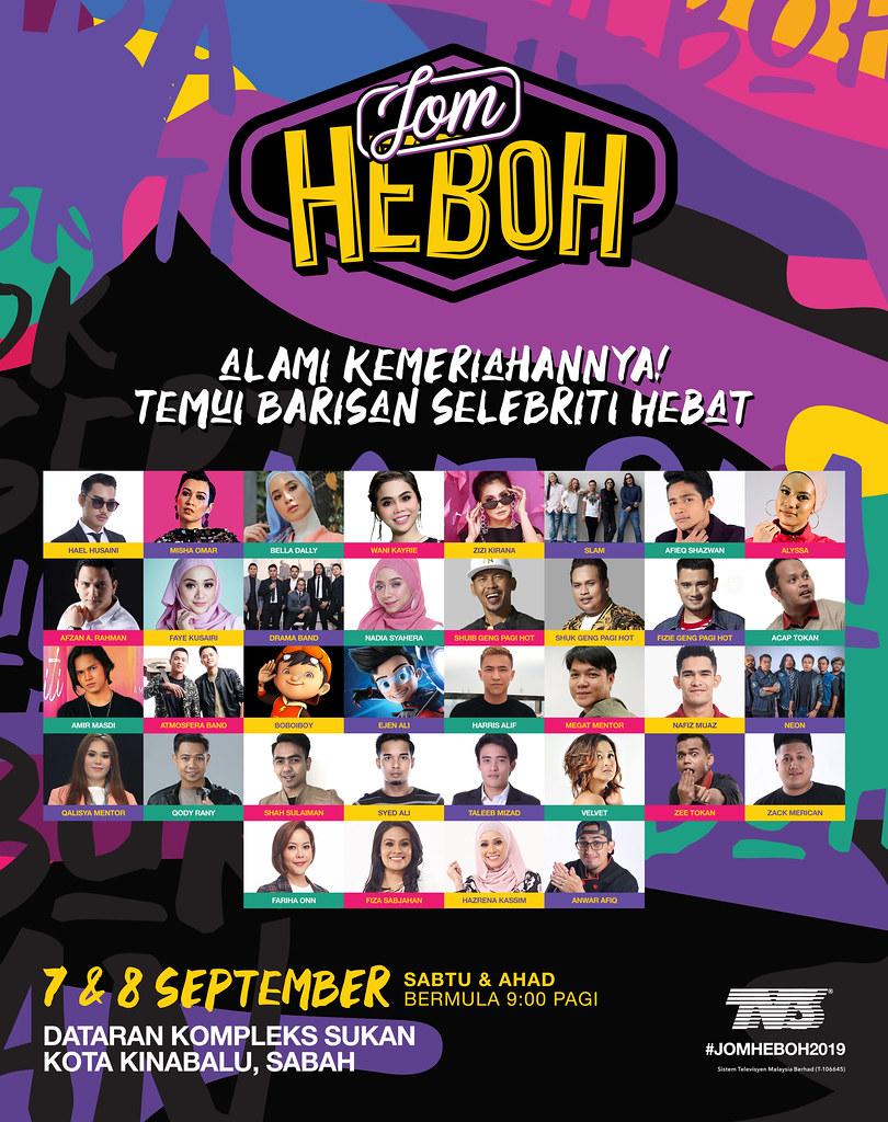 Jom Heboh Sabah