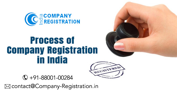 Process of Company Registration in India