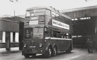 London Transport DTD649