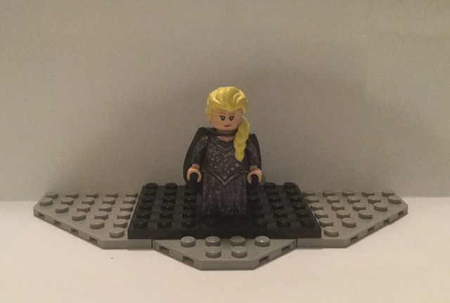 Lego Custom: X-Men Elsa (HISHE/Marvel/Disney)