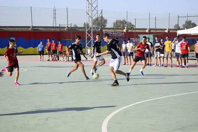 24 Horas del Fútbol Sala de Los Palacios y Vfca