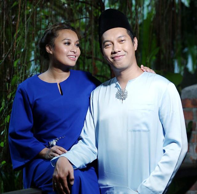Nabila Huda & Suami