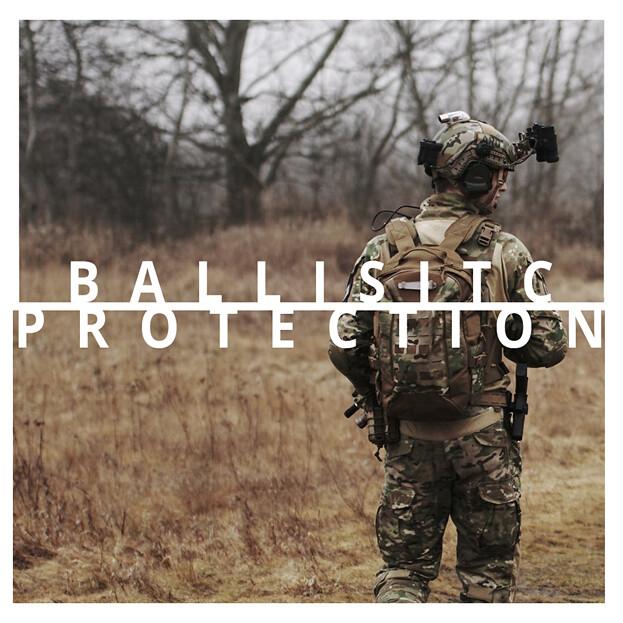 Ballistic Protection - Hradshell FZE