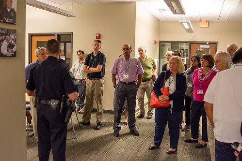 2019 Citizen Police Academy - Week 1