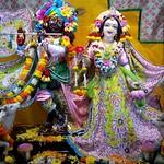 ISKCON Nigdi Deity Darshan 30 Aug 2019