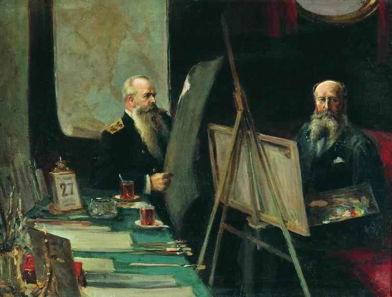 Макаров и Верещагин