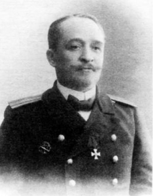 Фёдор Николаевич Иванов