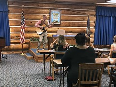 Adventures in Songwriting Youth Camp 2019