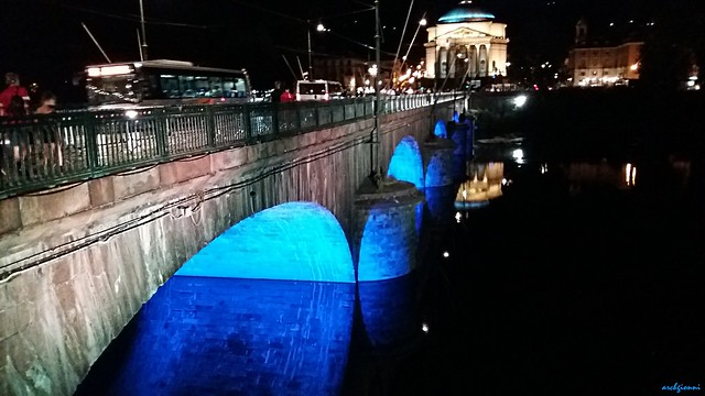 Turin bridge