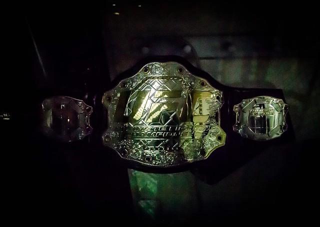 Ultimate belt #UFC