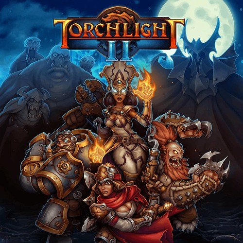 Thumbnail of Torchlight II on PS4