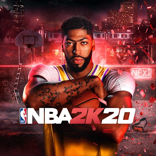 Thumbnail of NBA 2K20 on PS4