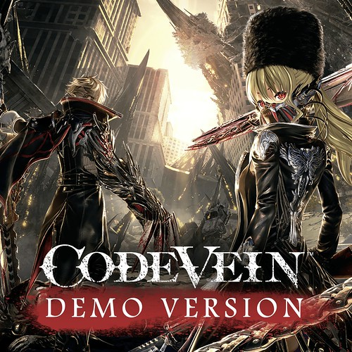 Thumbnail of CODE VEIN Demo Version on PS4