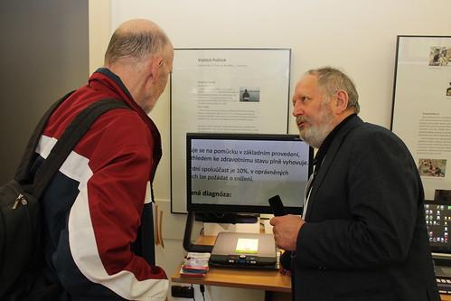 Výstava: expozice společnosti Spektra