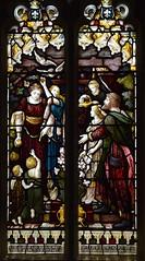 Mary Read as Charity (Heaton, Butler & Bayne, 1895)