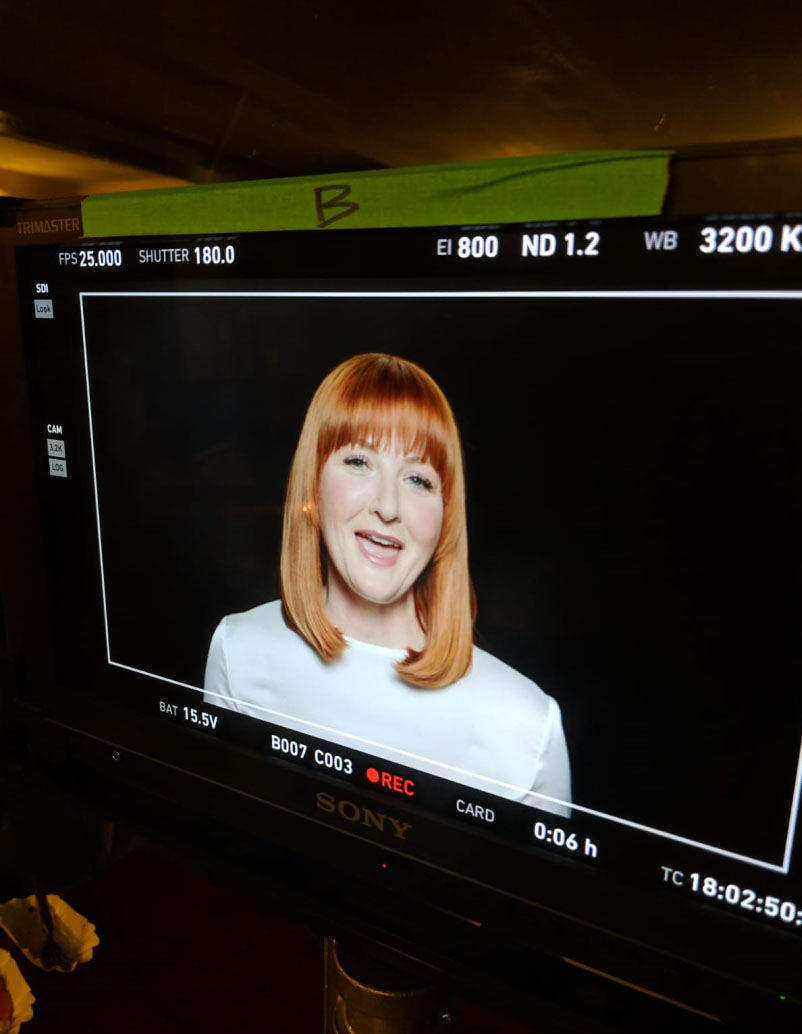 My Feelings of Imposter Syndrome at the L'Oréal TV Ad Shoot: Feelings of Imposter Syndrome and How I Overcame It   Not Dressed As Lamb, Over 40 Style Blogger